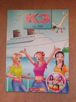 K3 op zee, Studio 100, Deel 5, Paperback