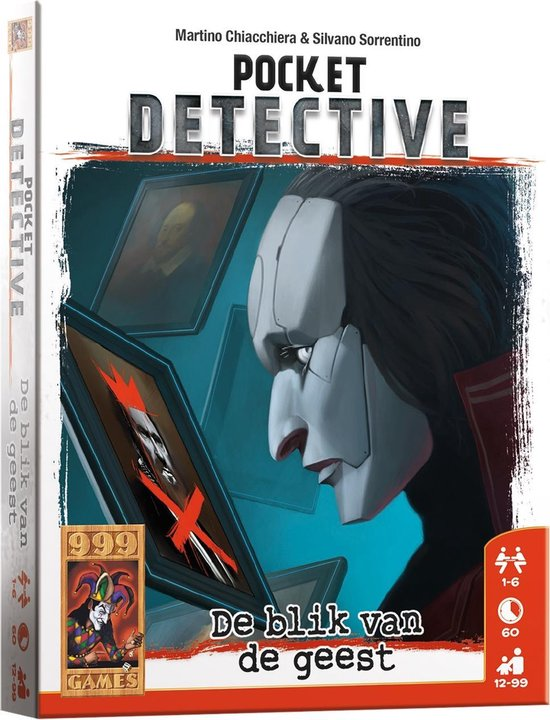 Pocket Detective: De blik van de geest Breinbreker