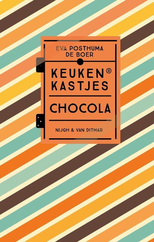 Boek cover Keukenkastje – Chocola van Eva Posthuma de Boer (Hardcover)