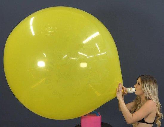 2 Cattex reuze ballonnen - Diverse Kleuren - 36 inch - 90 cm - grote ballonnen