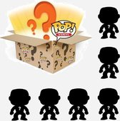 Funko Pop! Mystery Box - 6 stuks met garantie op limited edition OF exclusive/ special edition OF chase - Multi