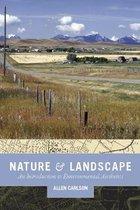 Boek cover Nature and Landscape van Allen Carlson
