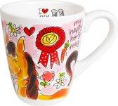 Blond Amsterdam Mug Horse Lover - 0,35 L