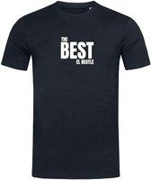 Stedman T-shirt Voetbal |  THE 'George' Best James | STE9200 Heren T-shirt Maat L