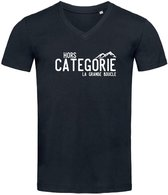 Stedman T-shirt Wielrennen Hors Categorie | Tour de France | Ronde van Frankrijk James | STE9210 Heren T-shirt Maat S