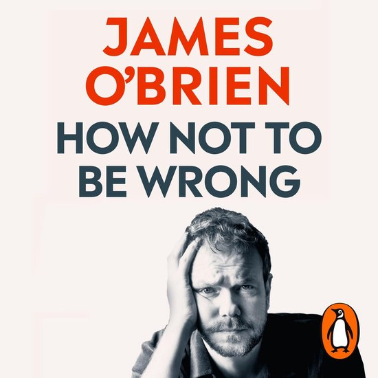 Boek cover How Not To Be Wrong van James OBrien (Onbekend)