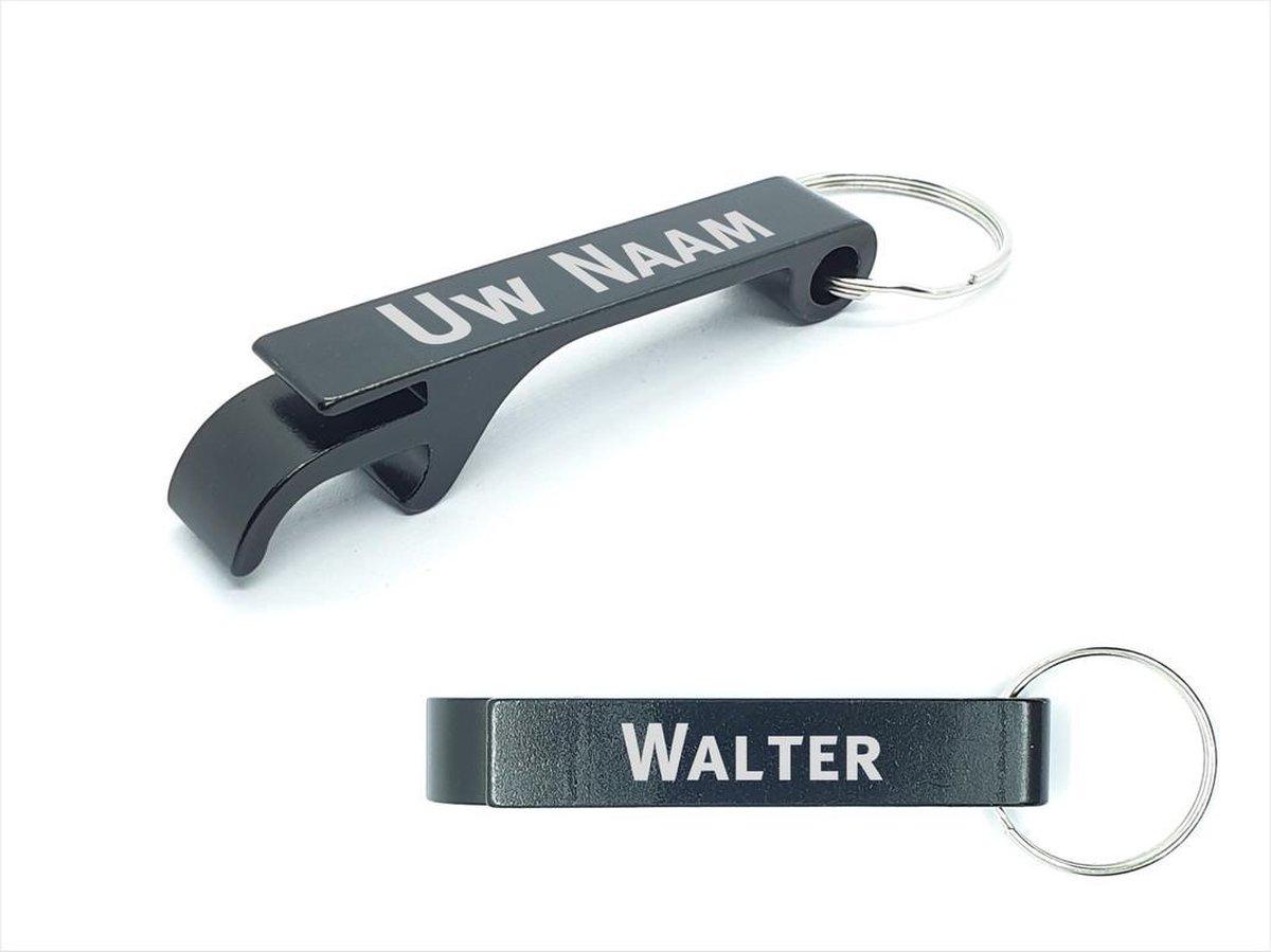 Bieropener Met Naam - Walter
