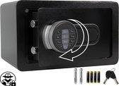 IMPAQT Luxe Elektronische kluis - extra sterk - 6 kg