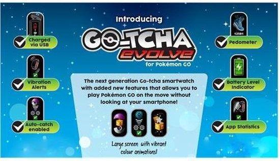 Go-tcha Evolve For Pokémon Go - Grijs