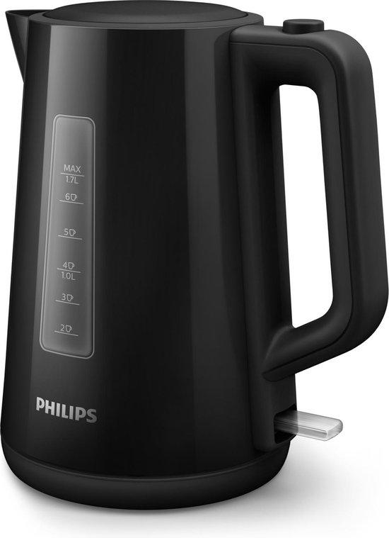 Philips Series 3000 HD9318/20 - Waterkoker - Zwart