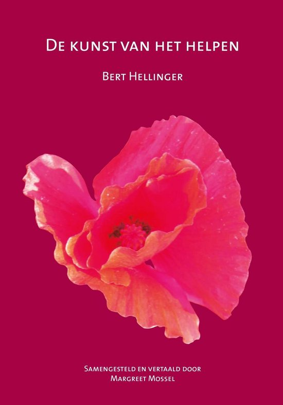 Boek cover De kunst van het helpen van Bert Hellinger (Onbekend)