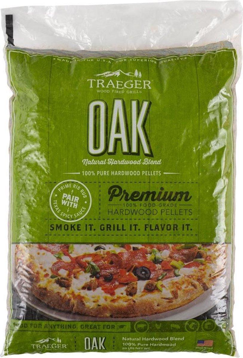 Traeger Oak Pellets