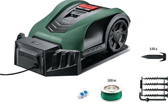 Indego 350 connect Robotmaaier - 18 V- Maaibreedte 19 cm - Bedienbaar met een app