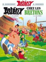 Boek cover Asterix chez les Bretons van Rene Goscinny