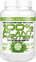 Scitec nutrition - Green Series 100% Plant Protein - 100% protein from pea - 100% Plantaardig eiwit - 900 g poeder - ca. 30 porties - Chocolade Praline