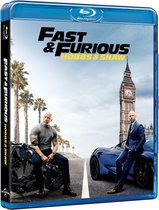 Universal Pictures Fast & Furious. Hobbs & Shaw Blu-ray 2D Engels, Spaans, Frans, Italiaans