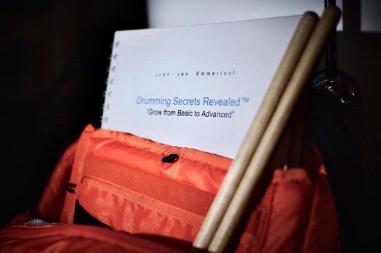 Drumming secrets revealed