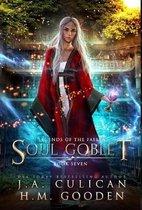 Boek cover Soul Goblet van J a Culican
