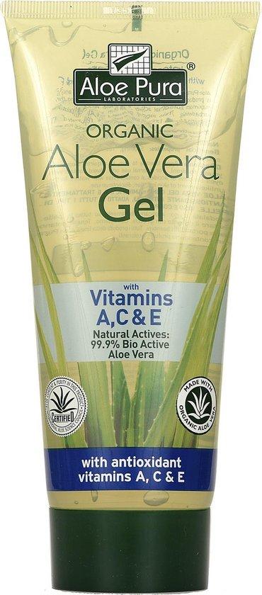Cruydhof aloe pura vitamine e gel 200ml