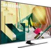 Samsung 75Q74T 190,5 cm (75'') 4K Ultra HD Smart TV Wi-Fi Zwart, Zilver