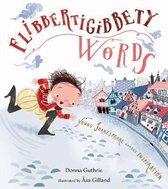 Boek cover Flibbertigibbety Words van Donna Guthrie