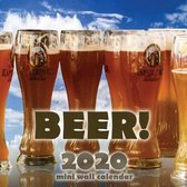 Beer! 2020 Mini Wall Calendar
