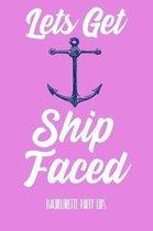 Lets Get Ship Faced Bachelorette Party Libs: Engagement Party or Bachelorette Party LIBS funny keepsake