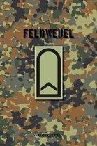 Feldwebel: Vokalbelheft / Heft f�r Vokabeln - 15,24 x 22,86 cm (ca. DIN A5) - 120 Seiten
