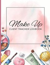 Make Up Client Tracker Logbook