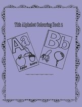 Alphabet Coloring Book 2: Alphabet Picture Coloring 110 pages Work Book for kids (Age Group 4-5 Yrs)