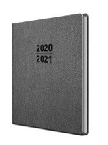 2021 Small Heather Gray Planner
