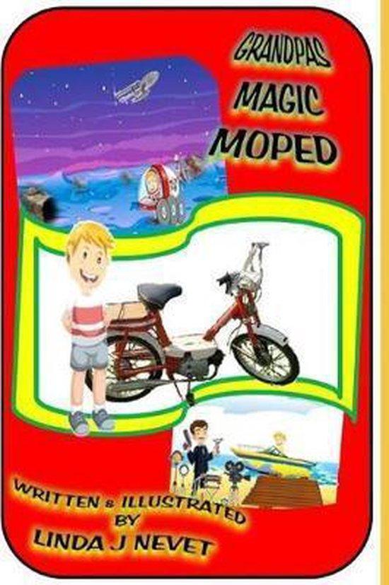Grandpas Magic Moped