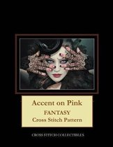 Accent on Pink: Fantasy Cross Stitch Pattern