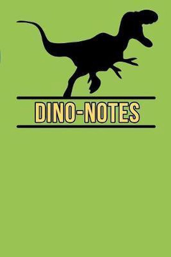 Dino-Notes: Cute write and draw dinosaur notebook for boys or girls back to school or homeschool student.