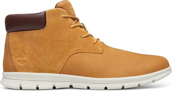 Timberland Graydon Leather Chukka - WHEAT - Mannen - Maat 43