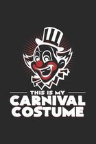 This is my carnival costume
