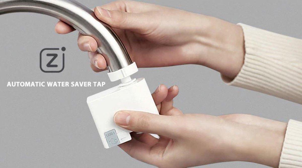 XiaoMi Automatische waterkraan Sensor-Automatic Water Saver Tap-Bespaar 50% water en 95% elektriciteit-Infrarood - Hygiëne