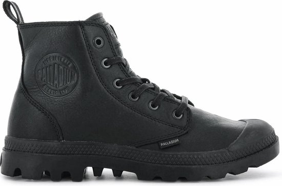 Palladium - Pampa Leather ESS U - Zwart - Algemeen - maat  44