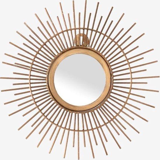 Sissy-Boy - Goudkleurige spiegel zon