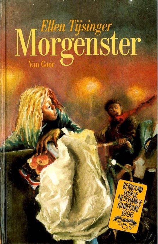 Boek cover Morgenster van Ellen Tijsinger (Hardcover)