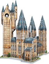 Wrebbit 3D Puzzel - Harry Potter Hogwarts Astronomy Tower - 875 stukjes