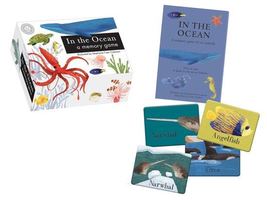 Boek cover In the Ocean van Libby Walden (Hardcover)