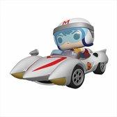 Pop Rides Speed Racer Speed with Mach 5 Vinyl Figure