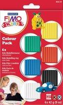 Fimo kids Colour pack basic (6 x 42g)