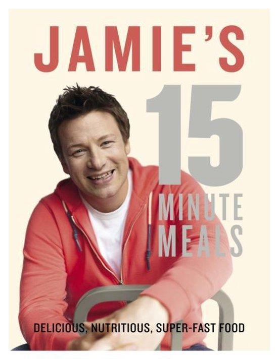 Afbeelding van Jamies 15-Minute Meals