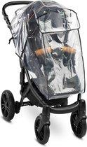 Caretero Universele regenhoes - regenkap - regen cover - kinderwagen -  buggy