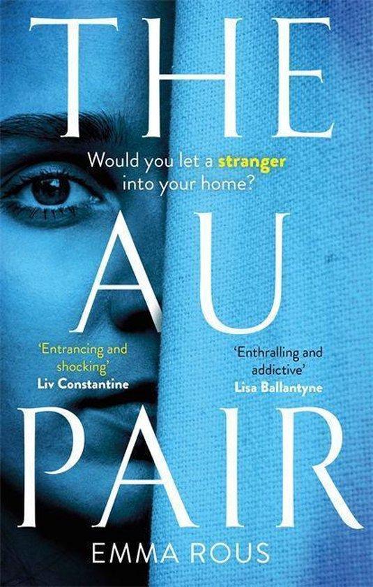 Boek cover The Au Pair van Emma Rous (Paperback)