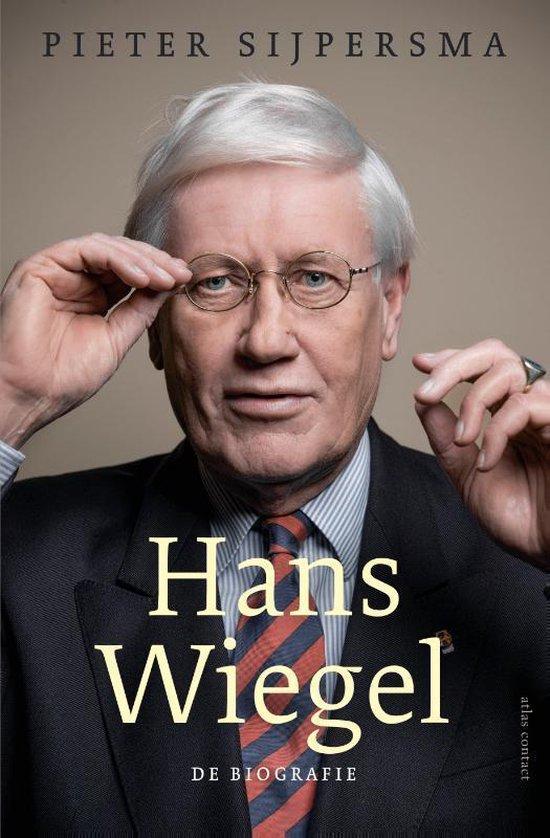 Boek cover Hans Wiegel van Pieter Sijpersma (Hardcover)