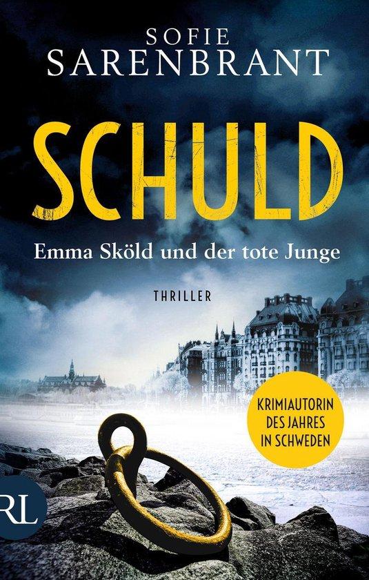 Boek cover Schuld - Emma Sköld und der tote Junge van Sofie Sarenbrant (Onbekend)