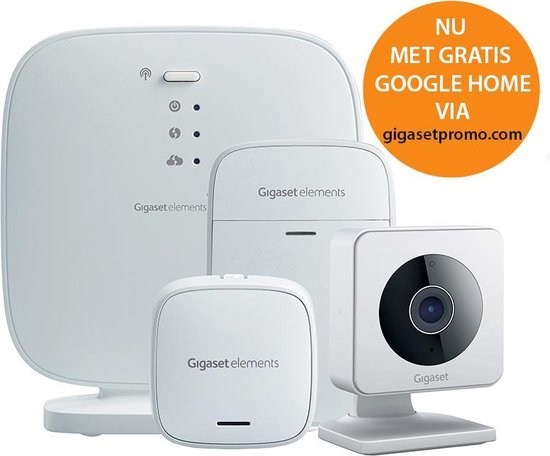 Gigaset Smart Home Alarmsysteem - All you need box